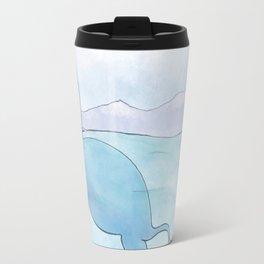 Nessie- I Want to Believe Travel Mug