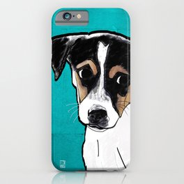 Dog Rat Terrier iPhone Case