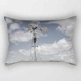 VINTAGE WINDMILL Rectangular Pillow