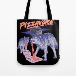 Pizzavore Tote Bag