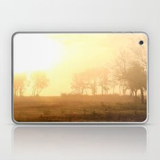 awake to fog ...  Laptop & iPad Skin