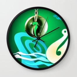 Go Fishing - Hi Ika Wall Clock
