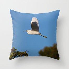 Wielding Personal Power Throw Pillow