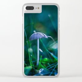 Catching Stars Clear iPhone Case