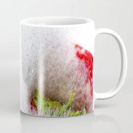 Strawberries in Focus Coffee Mug