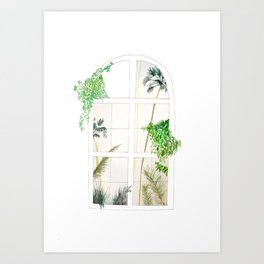 Long Were The Days Art Print