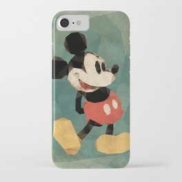 Mr. Mickey Mouse iPhone Case