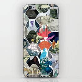 The Library of Babel iPhone Skin