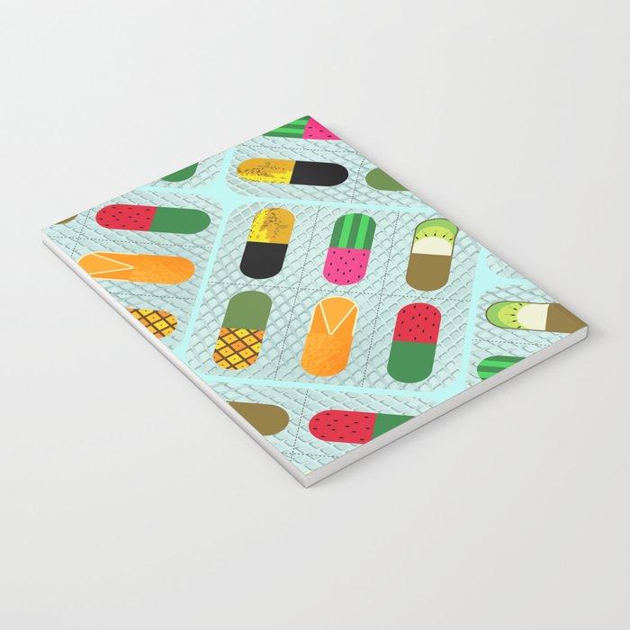 FruitPills Notebook