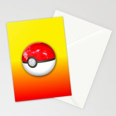 magic ball Stationery Cards