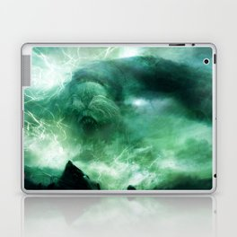 Silent Leaves Five Laptop & iPad Skin