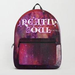 Creative Soul Moon Backpack