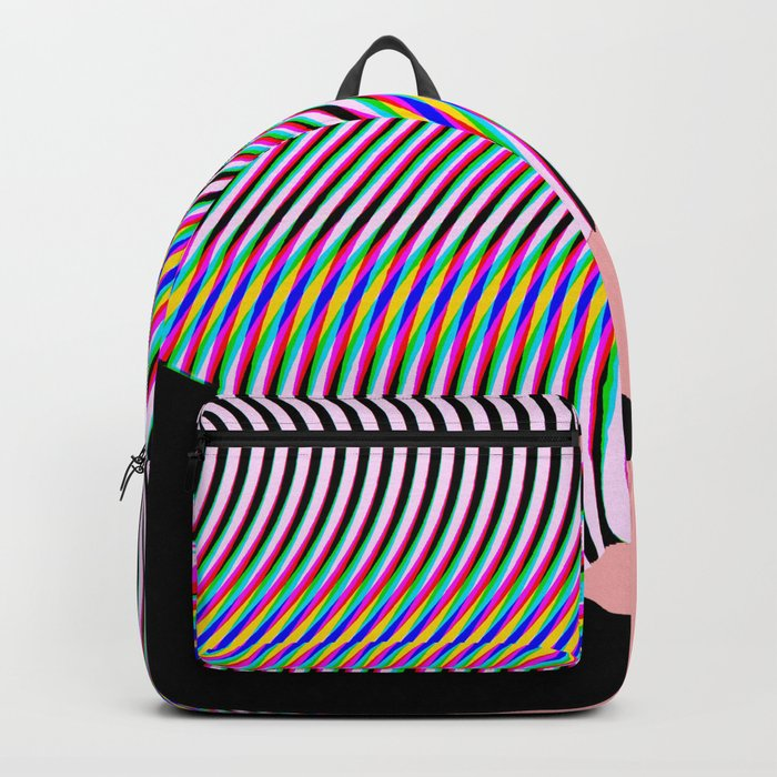 Out Of Focus Backpack