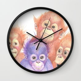 It's Good To Be Different Wall Clock