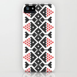 romanian traditional iPhone Case