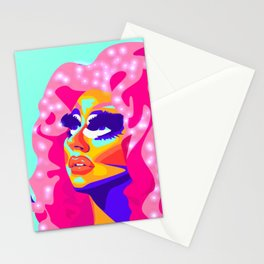 QUEEN TRIXIE MATTEL Stationery Cards