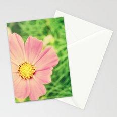 Golden Pink Stationery Cards