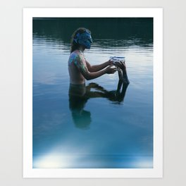 The Son of Cups Art Print