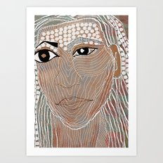 147. Art Print