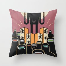 13.0.0.0.0 - Le message Throw Pillow