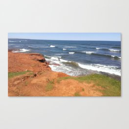 Island Breezes Canvas Print