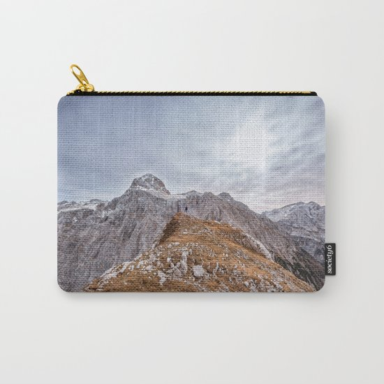 mountain landscape 7 Carry-All Pouch
