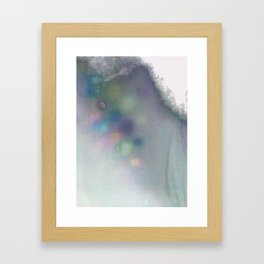 Mt. Empty Framed Art Print