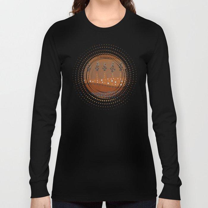Color/Landscape 6 Long Sleeve T-shirt