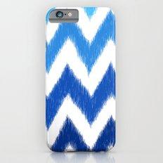 Ombre Ikat Chevron  iPhone 6s Slim Case