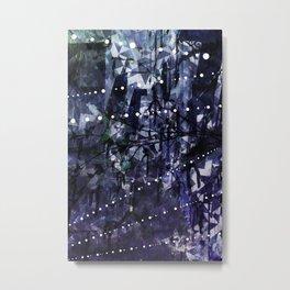 Frozen in place Metal Print