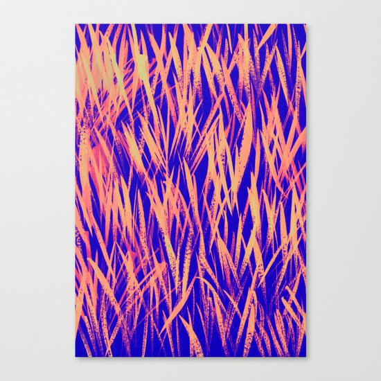 GLEAMING- CORAL REEF Canvas Print