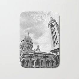 The Sacre-Coeur Basilica Bath Mat