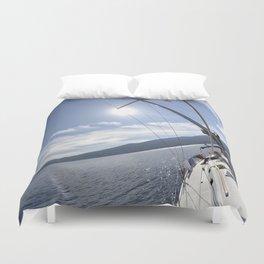 Aegean 2 Duvet Cover