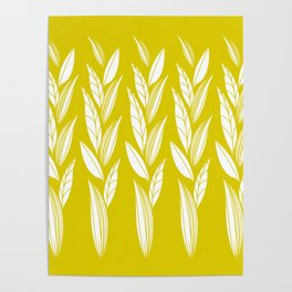 Eternity in Gold Leaf Poster