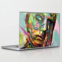 archan nair Laptop & iPad Skins featuring Drift by Archan Nair