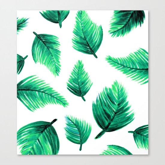 minimalist pattern Canvas Print
