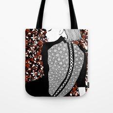 La femme 16 Tote Bag
