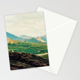 Denali Mountains Stationery Cards
