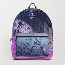 the crying tree Backpack