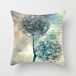 My True Love Throw Pillow