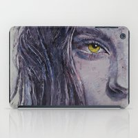 siren iPad Cases featuring Siren by Michael Creese