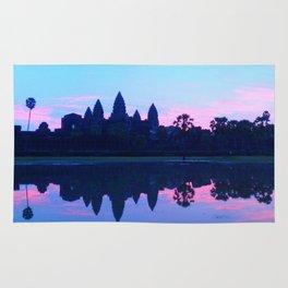 Sunrise at Angkor wat Rug