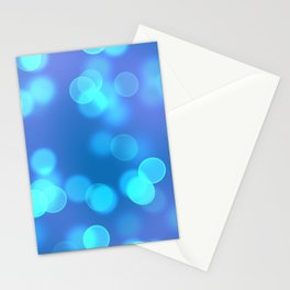 Bokeh I Stationery Cards