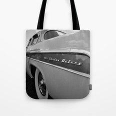 1955 Chrysler New Yorker DeLuxe Tote Bag