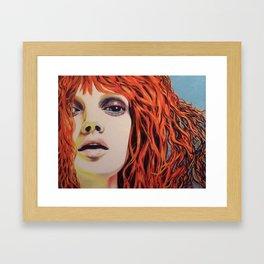 'Her Story' Framed Art Print