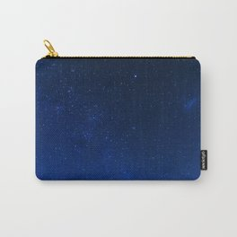 Blue Night Sky (Color) Carry-All Pouch
