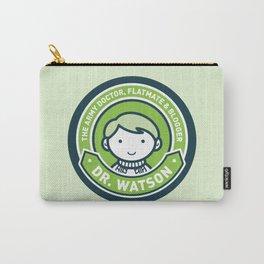 Cute John Watson - Green Carry-All Pouch
