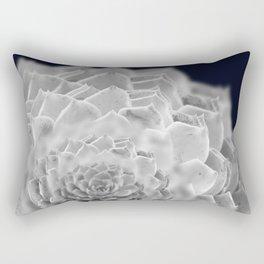 Succulents collage 2 Rectangular Pillow
