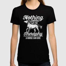 Horses Steeds Rider Rider T-shirt