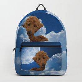 Dog Golden Doodle Backpack
